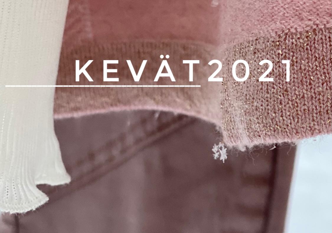 ihania vaatteita - kevät 2021 - Izora